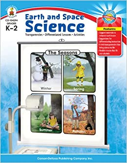 Earth and Space Science, Grades K - 2: Transparencies ...