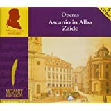Mozart Edition, Vol. 21: Opern &#34;Ascanio in Alba&#34; &#34;Zaide&#34;von &#34;Sandrine Piau&#34;