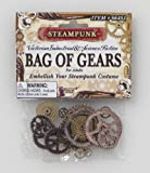 Steampunk Bag of Gears Standard
