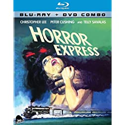 Horror Express (Blu-ray / DVD Combo)