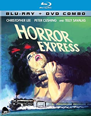 Horror Express (Blu-ray / DVD Combo)