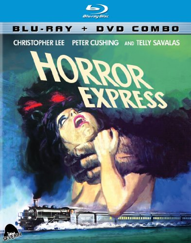 Blu-ray : Horror Express (With DVD, 2 Disc)