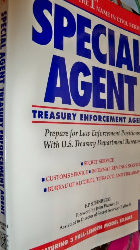 Image for Special Agent U.S. Treasury Department (Arco Civil Service Test Tutor)