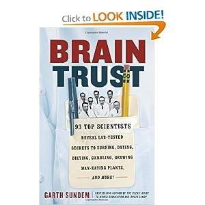 Brain Trust - Garth Sundem