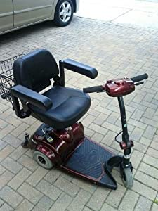 Amazon Com Invacare Zoom 220 Hmv Scooter Red Quot Blowout