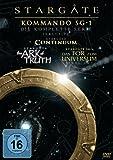 Stargate Kommando SG-1 - Die komplette Serie (inkl. Continuum, The Ark of Truth & Bonus-DVD) [61 DVDs]