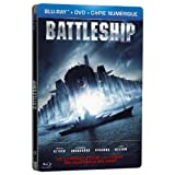 Battleship - Combo Blu-ray + DVD + Copie digitale - Bo�tier m�tal [Blu-ray]par Taylor Kitsch