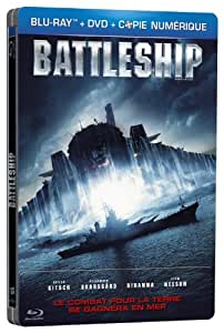 Battleship [Combo Blu-ray + DVD - Édition boîtier SteelBook]