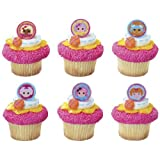 Lalaloopsy Friends Together Cupcake Rings 12 Pack