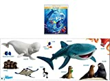 【Amazon.co.jp限定】 ファインディング・ドリー MovieNEX [ブルーレイ+DVD+デジタルコピー(クラウド対応)+MovieNEXワールド](オリジナルワイドポスター付) [Blu-ray]