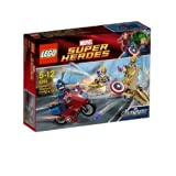 LEGO Super Heroes Captain America's Avenging Cycle