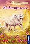 Einhornfreunde: Dreifachband: Spuren im Zauberwald, Mondscheinzauber, Magischer Sternenregen