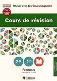 Cours de révision Français 2de, 1re (Préparation au Bac) : Leçons et exercices...