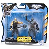 Swing Shot Bane vs. Stealth Vision Batman The Dark Knight Rises Action Figure 2-Pack