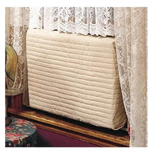 Cheapest Price! Indoor Air Conditioner Cover (Beige) (Medium - 15 -17H x 22 -25W x 2D)