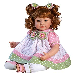 Amazon.com: Adora 20 inches Baby Doll Tutti Fruity Red