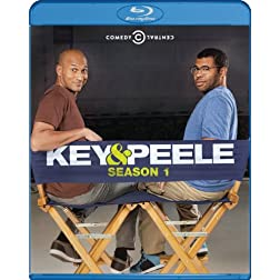 Key & Peele: Season 1 [Blu-ray]