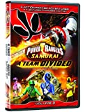 Power Rangers: Samurai - A Team Divided, Vol. 3