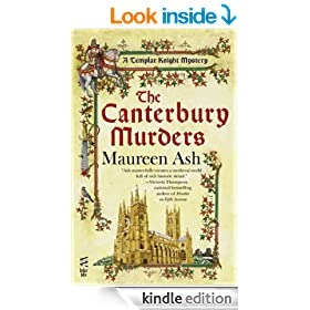 The Canterbury Murders (A Templar Knight Mystery)