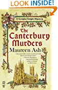 The Canterbury Murders (Templar Knight Mystery Book 7)