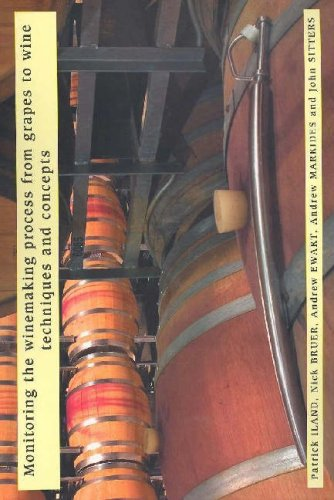 Monitoring the Winemaking Process from Grapes to Wine:...