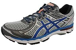 ASICS Men\'s GT 2000 2 Running Shoe,Titanium/French Blue/Lightning,10 M US