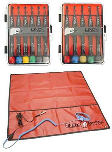 lindy-anti-static-service-kit-anti-static-screwdriver-torx-kit