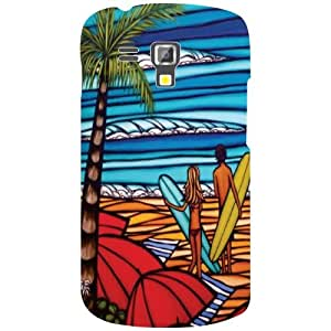 Samsung Galaxy S Duos 7562 Back Cover ( Designer Printed Hard Case)