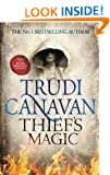 Thief's Magic: Book 1 of Millennium's Rule