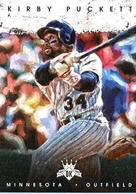 2016 Panini Diamond Kings #46 Kirby Puckett Minnesota Twins Baseball Card