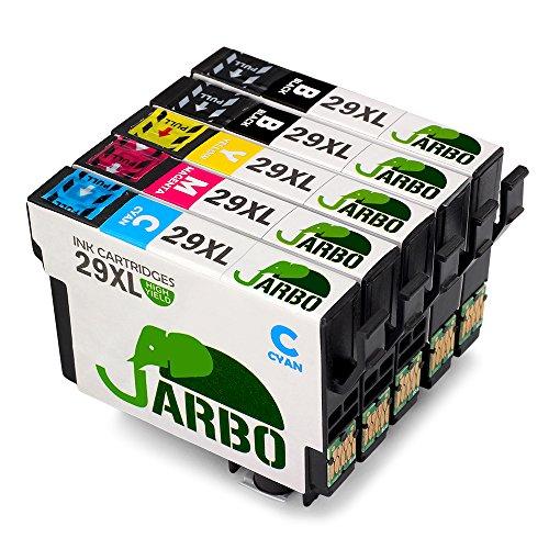 jarbo-compatible-epson-29-xl-cartuchos-de-tinta-2-negro1-cian1-magenta1-amarillo-alta-capacidad-comp