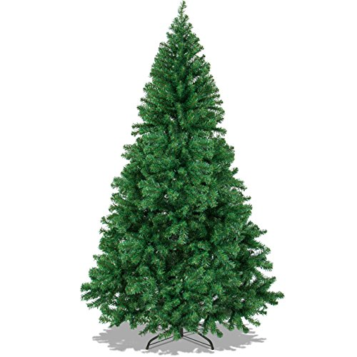 best-choice-products-6-premium-hinged-artificial-christmas-pine-tree-with-solid-metal-legs-1000-tips