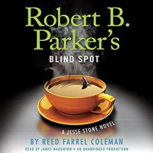 Robert B. Parker's Blind Spot Audiobook