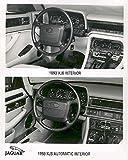1993 Jaguar XJ6 XJS Factory Photo