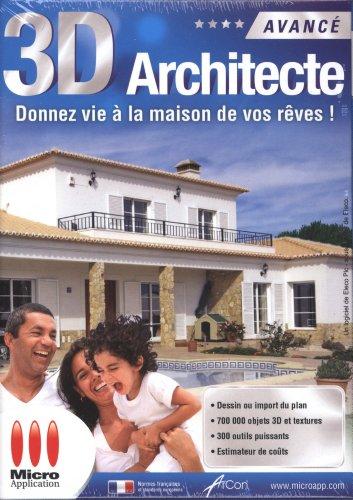 Eur 24 00 for Architecte 3d hd facile tutoriel
