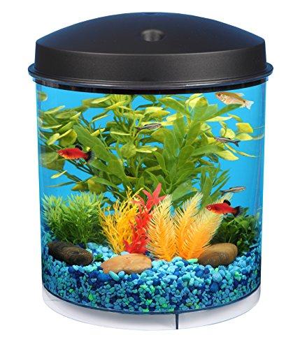 KollerCraft API Aquaview 360 Aquarium Kit with LED