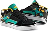Etnies Disney Kids RVM Vulc Shoes - Black / Blue / Grey