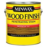 Minwax 71002000 Wood Finish Penetrating Stain, gallon, Provincial (Color: Provincial, Tamaño: Gallon)