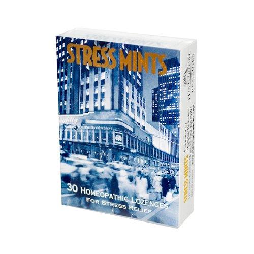 Stress Mints - 30 - Chewable ( Value Bulk Multi-pack)