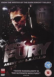 Nick Fury: Agent of S.H.I.E.L.D [DVD] [1998]