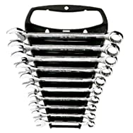 Do it Best 10-piece Metric Combination Wrench Set-10PC METRIC WRENCH SET