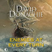 Enemies at Every Turn: John Pearce, Book 8 | David Donachie