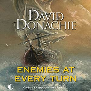 Enemies at Every Turn: John Pearce, Book 8 | [David Donachie]