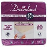 Dreamland Fleece Mattress Protector Doubleby Dreamland
