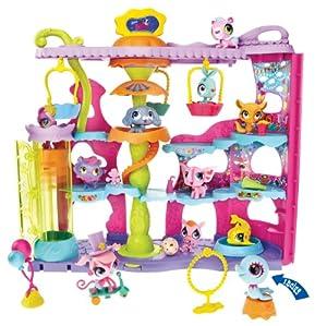 Littlest PetShop - A0208E240 - Poupée - Le Cirque des Petshop