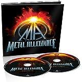 Metal Allegiance cd + dvd