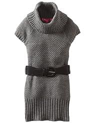 Energie Girls Sleeve Cowlneck Sweater