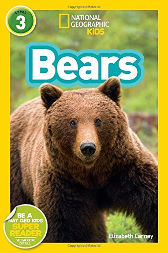 National Geographic Readers: Bears (Kid National Geographic compare prices)