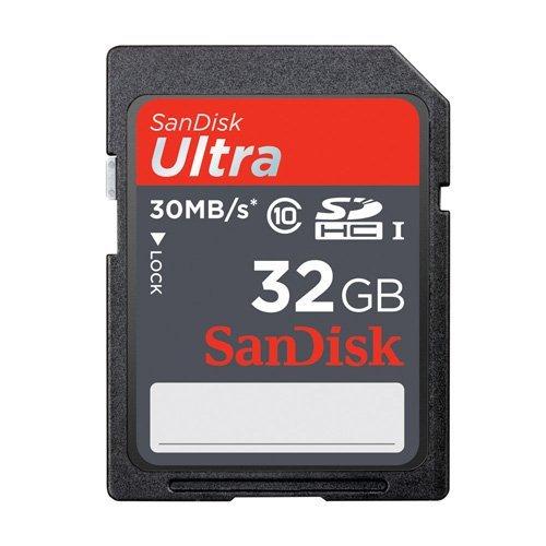 ScanDisk Ultra-SDXC-Speicherkarte