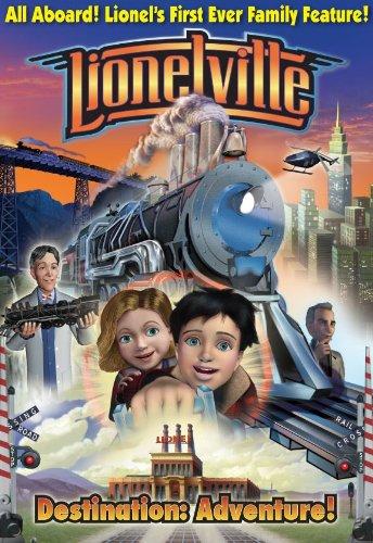 Lionel Lionelville Destination: Adventure